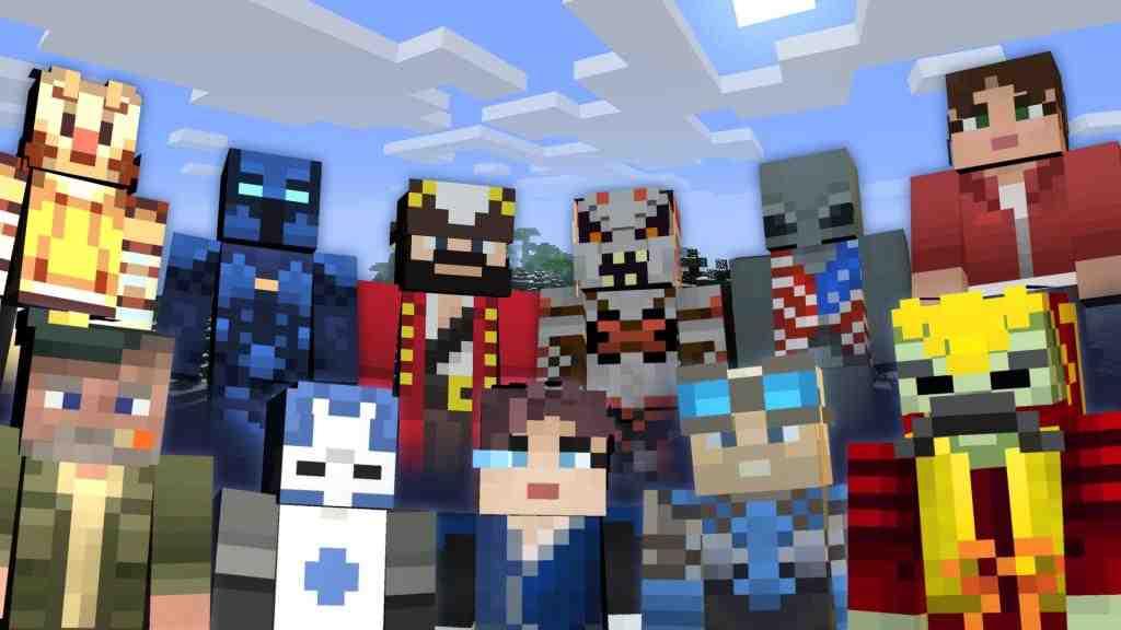 Comment faire pour changer de skin sur Minecraft ?