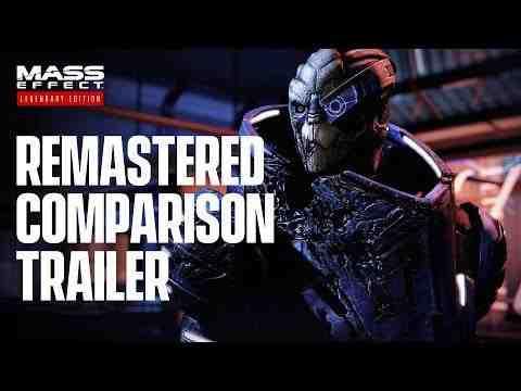 À quelle heure sort Mass Effect Legendary Edition?