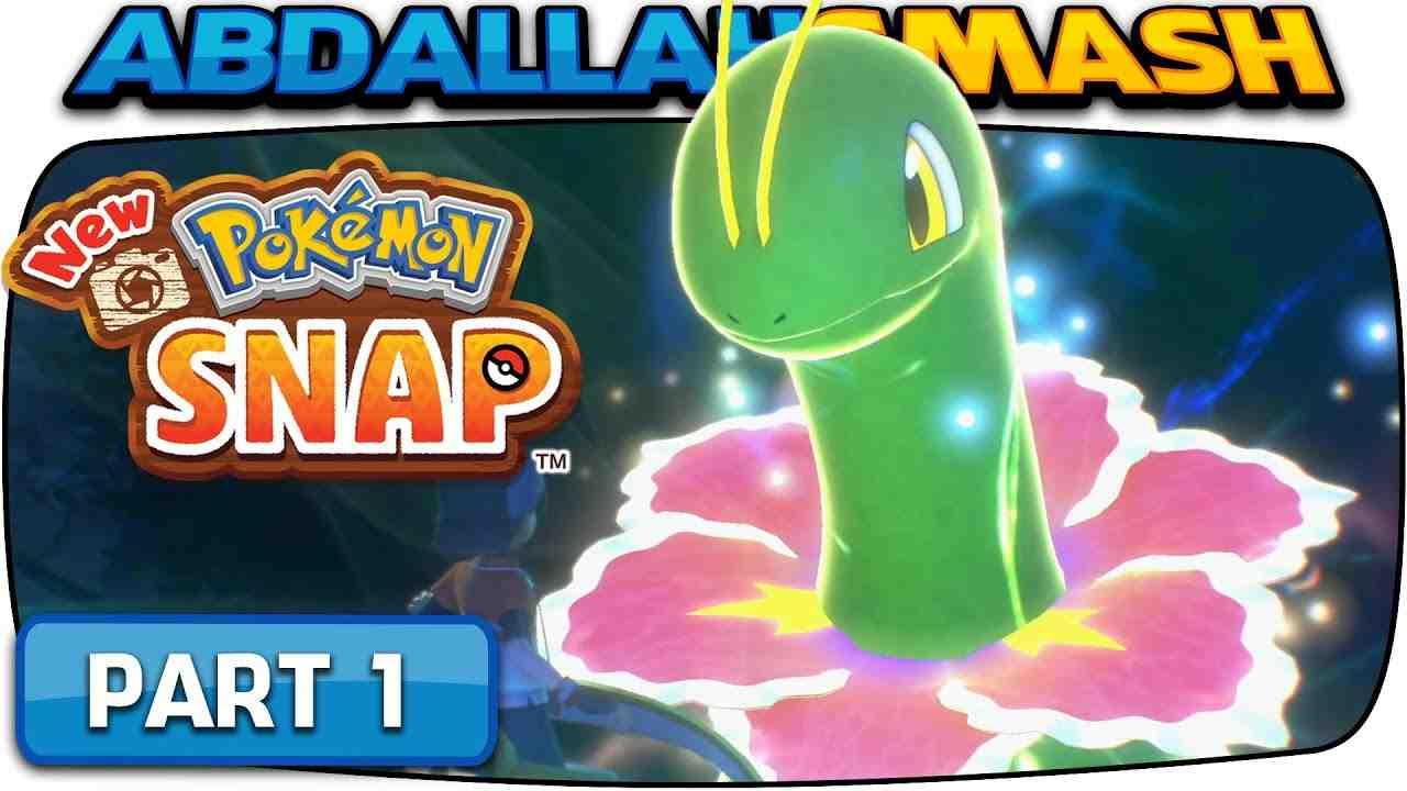 Comment débloquer tous les niveaux Pokemon Snap