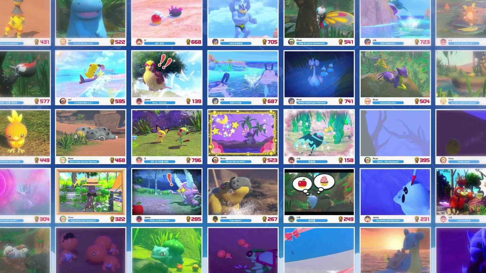 Liste des Pokémon Illumina