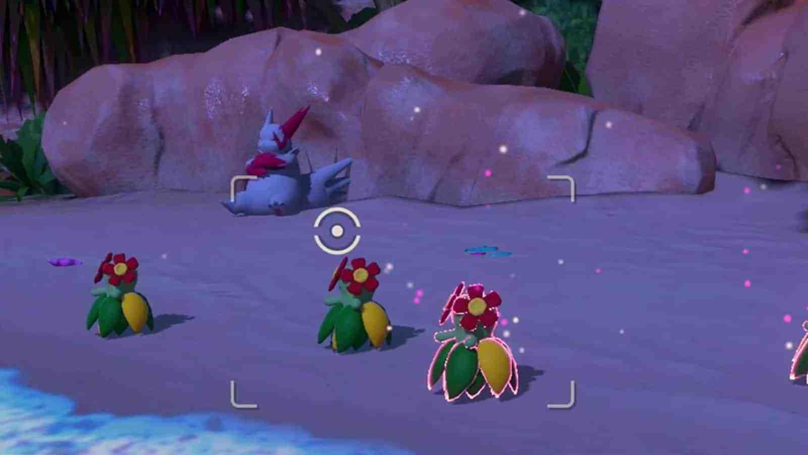 Nouveau sens de Pokemon Snap Stars